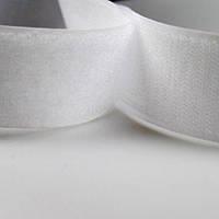 Лента-липучка 20 мм,белая