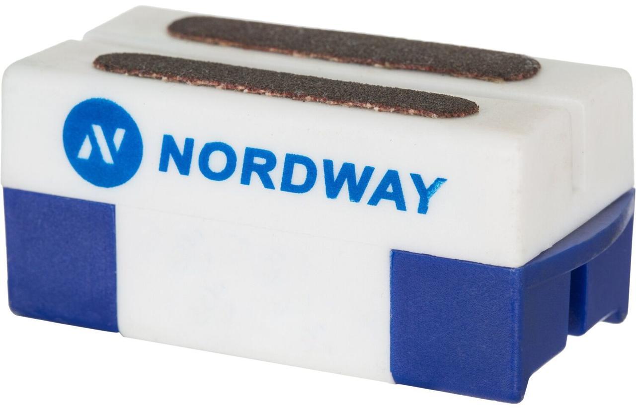 Приспособление для заточки коньков Nordway, Белый