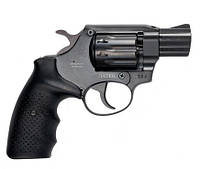 Револьвер под патрон Флобера Safari РФ 420 рукоятка резина, фото 1
