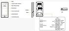Устройство управления доступом в помещение по биометрии лиц и ладоней ZKTeco SpeedFace-V4L, фото 6