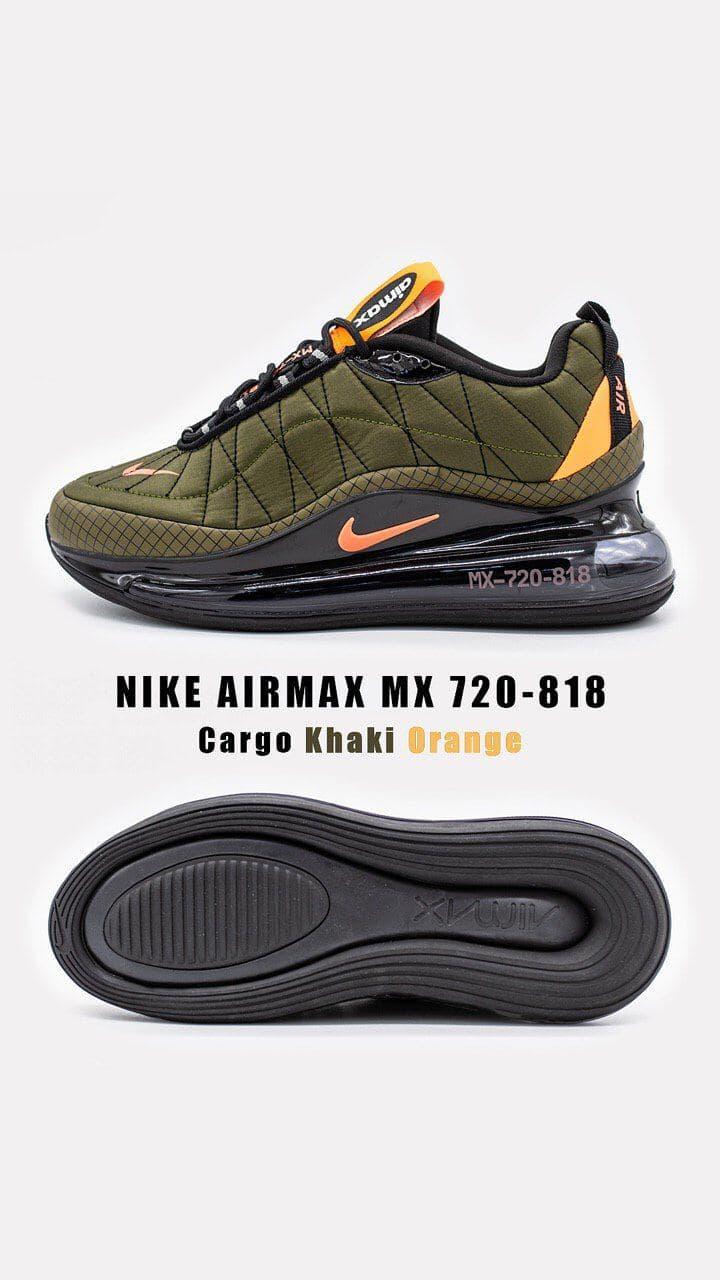 Кроссовки мужские Nike MX-720-818 Khaki (Хаки)