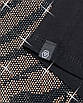 Футболка черная с коричн PHILIPP PLEIN со стразами #57 BLK/BRN M(Р) 21-807-020, фото 3