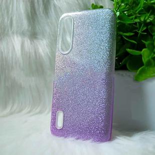 Чехол Xiaomi Mi A3 CC9E Серо-фиолетовый