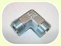 Соединение угловое фитинг-фитинг (резьба 20х1,5)