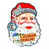 Декор новогодний Дед Мороз большой