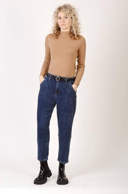Женские джинсы бананы оптом Ad'oro Denim 18Є, лот 12шт (1105) 124