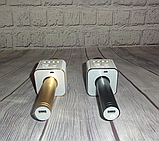 Бездротової Bluetooth мікрофон для караоке Q9, фото 3
