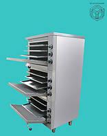 Шкафы жарочные электрические ШЖЕ-3-14,4-380