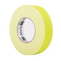 Матовая клейкая лента Le Mark MAGTAPE™ XTRA MATT Neon Yellow 19mm х 25m (MATTCTME19NYE25)