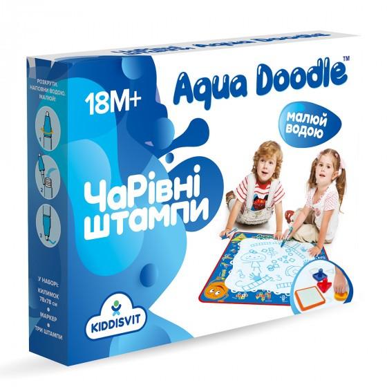 Набор для творчества Aqua Doodle - Волшебные Водные Штампы AD8001N