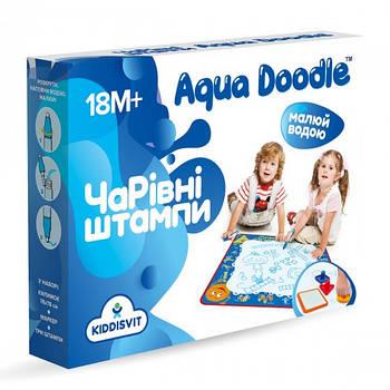 Набір для творчості Aqua Doodle - Чарівні Водні Штампи AD8001N