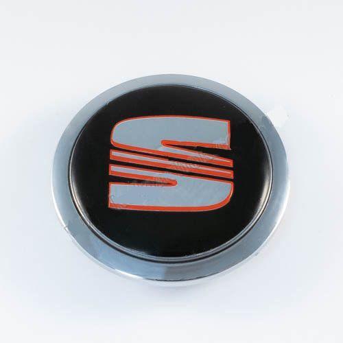 Колпачок в легкосплавные диски Seat для Audi дисков (69 мм)