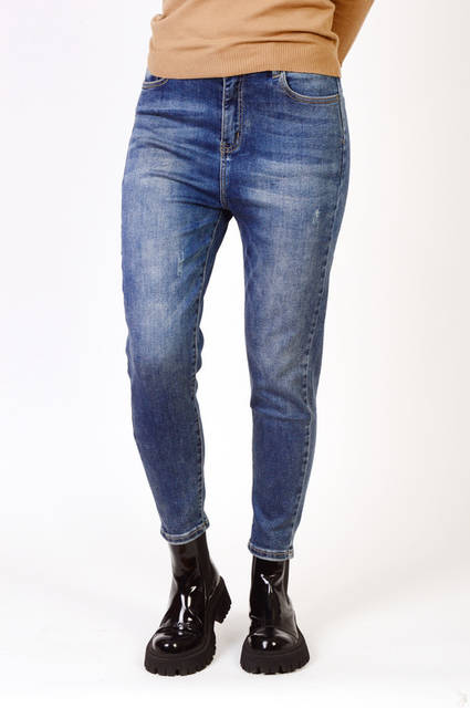 Итальянские женские джинсы оптом Water Jeans 18Є, лот 12шт (8057) 126