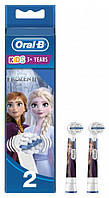 Насадки для електричної зубної щітки Oral-B Kids З Героями Disney Крижане Серце, 2 шт