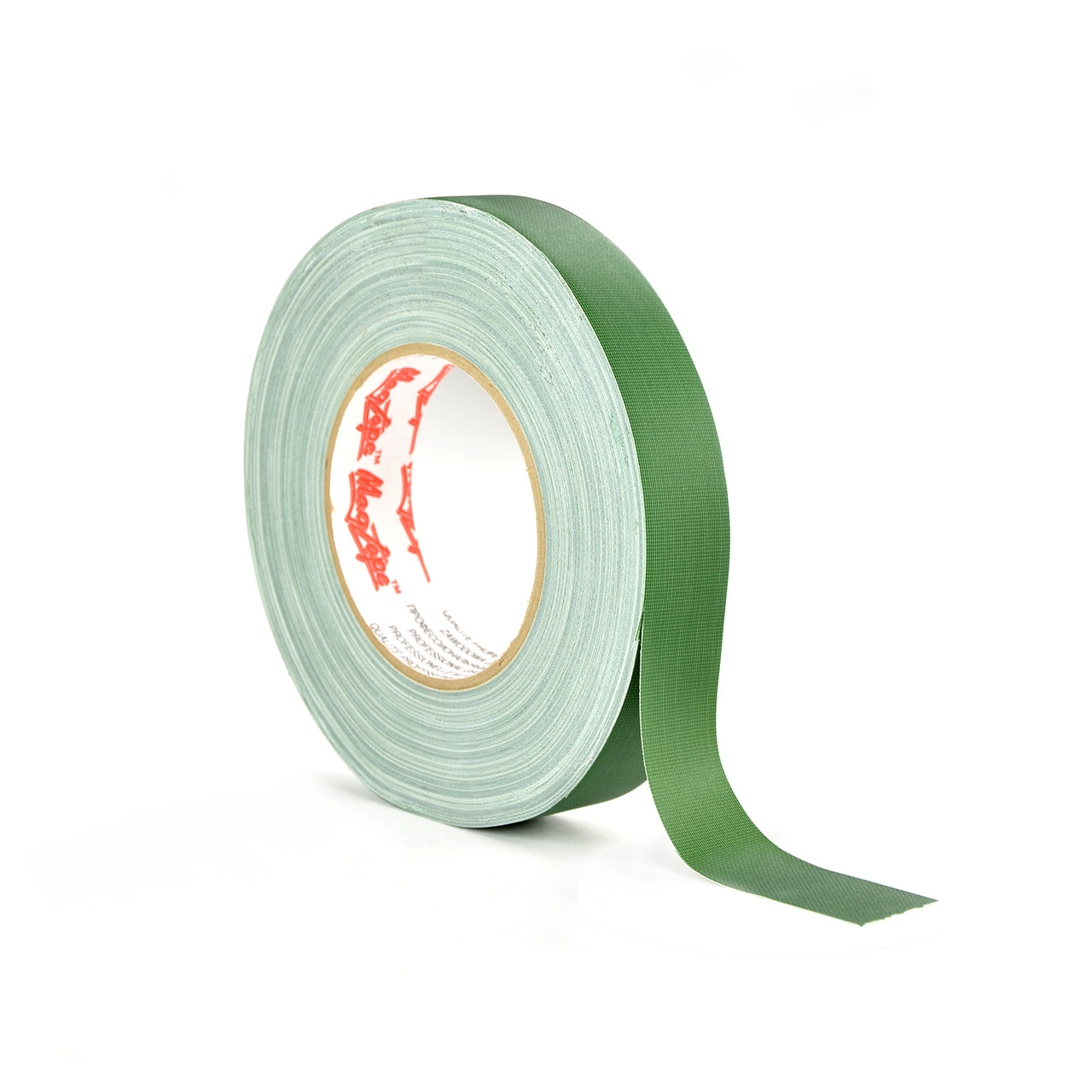 Матовая клейкая лента Le Mark MAGTAPE™ MATT Tape Cloth LM 500 25mm X 50m Green (CT50025G)