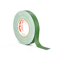 Матовая клейкая лента Le Mark MAGTAPE™ MATT Tape Cloth LM 500 25mm X 50m Green (CT50025G), фото 1