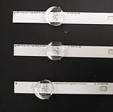LED підсвічування телевізора LG 32LN613V 32LN541U LG Innotek POLA2.0 32, фото 2