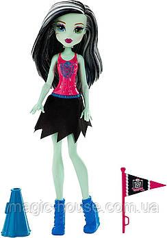 Лялька Монстер Хай Френкі Штейн Командний Дух Бюджетна Monster High Ghoul Spirit Frankie Stein Doll