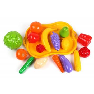 Набір фруктів та овочів №5347/Технок/