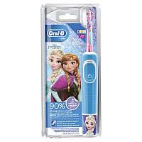 Електрична зубна щітка Oral-B Kids «Холодне Сердце»