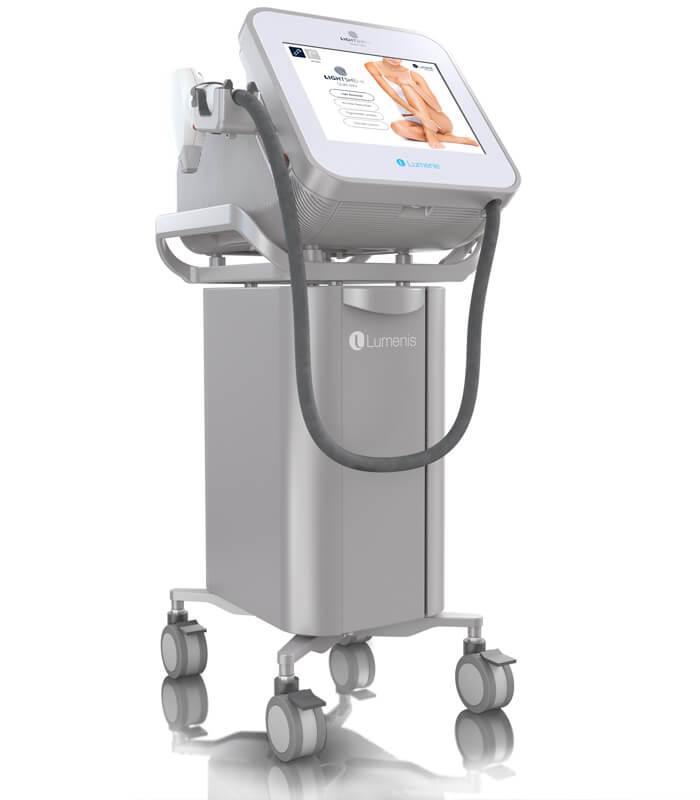 Аппарат для диодной лазерной эпиляция Lumenis LightSheer Quattro