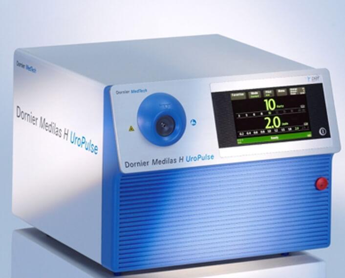 Гольмиевый лазер Dornier Medilas H UroPulse