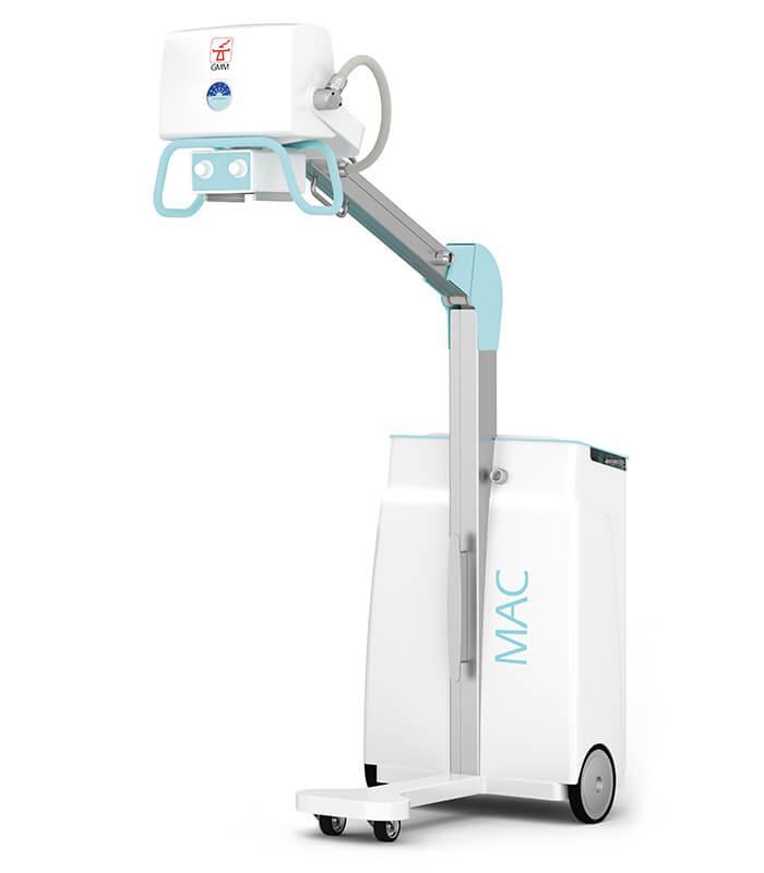 Цифровой палатный (мобильный) рентгеновский аппарат MAC32