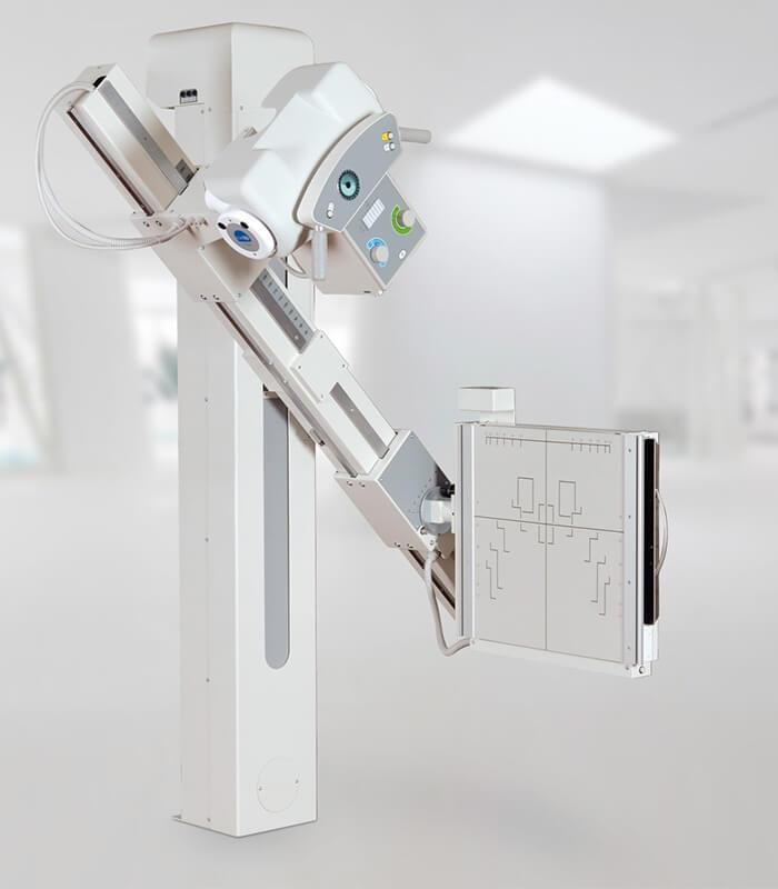 Рентгеновский аппарат GMM Polistat M