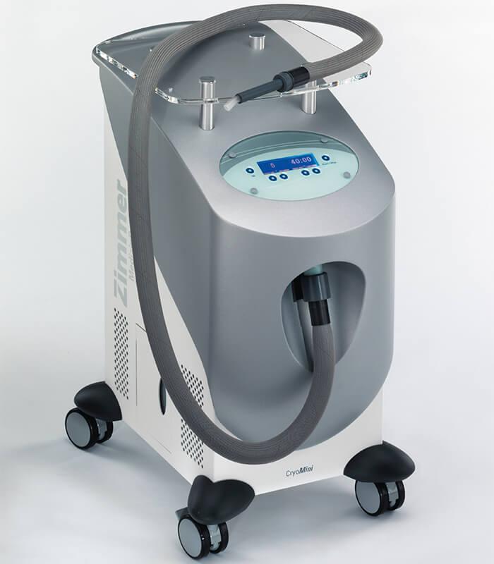 Аппарат для нежного лечения холодом Zimmer CryoMini