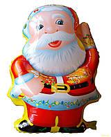 """Шар фиг.пленка """"Дед Мороз фигура""""шар фиг.пленка """"Дед Мороз фигура"""""""