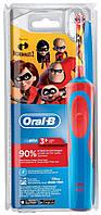 Дитяча Електрична Зубна Щітка Oral-B З Героями Incredibles
