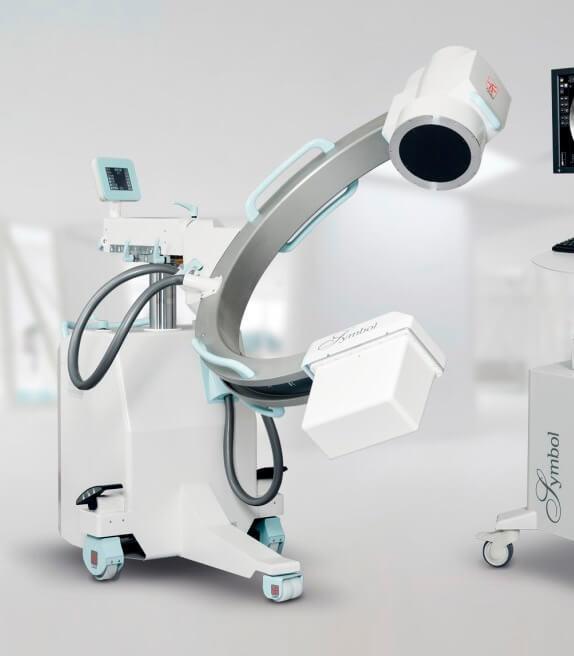 Хірургічні рентгенівські системи типу C-дуга GMM Symbol 10R13