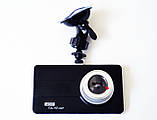 """Автомобильный регистратор DVR Z30 5"""" Full HD с выносной камерой заднего вида, фото 5"""