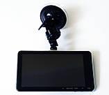 """Автомобильный регистратор DVR Z30 5"""" Full HD с выносной камерой заднего вида, фото 7"""