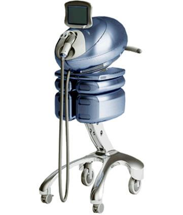 Система фотопневматической терапии для лечения акне Solta Isolaz