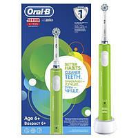 Електрична Зубна Щітка Oral-B Junior Від 6 Років Зелена