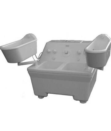Электрогальваническая ванна для верхних и нижних конечностей Trautwein Worishofen