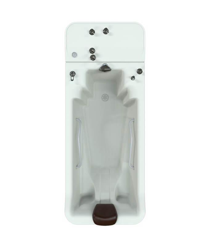 Анатомические вихревые ванны для массажа всего тела Medexim Aquadelicia