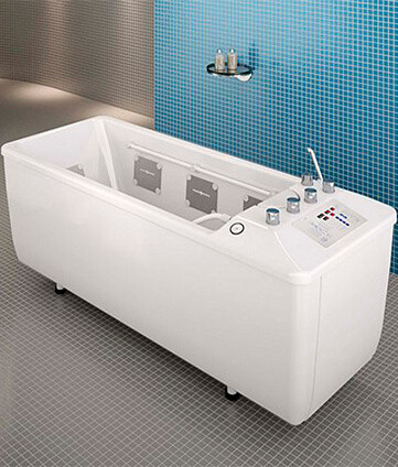 Профессиональная ванна для подводного струйного массажа Trautwein Worishofen