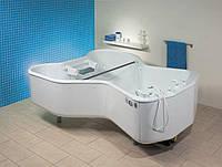 Ванна для подводного струйного массажа, форма «бабочка» SUW2100K Trautwein Ergoform