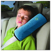 Детская подушка на ремень безопасности (Kid`s seat belt pillow), фото 1