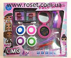 Набор детской косметики LOL O.M.G с мелками для волос (CS 68 E 15)