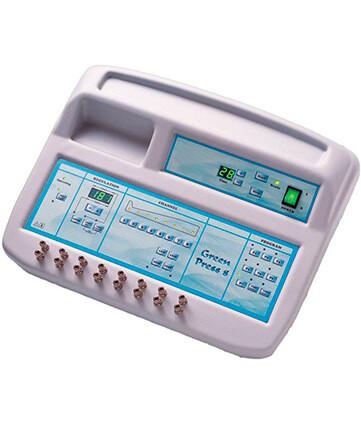 Аппарат для косметического или медицинского лимфодренажа Iskra Medical Green press 8
