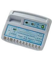 Аппарат для медицинского или косметического лимфодренажа с 2 х 12 выходами Iskra Medical Green press 12