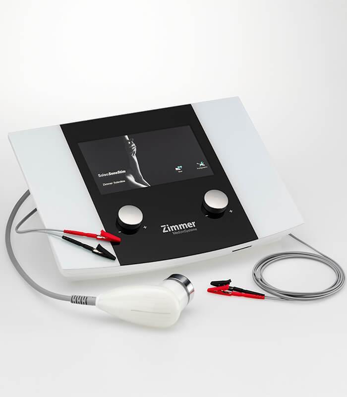Аппарат комбинированной терапии Zimmer Soleo Sonostim