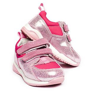 Стильні кросівки для дівчинки, розміри 22, 24, 33