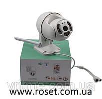 Уличная IP камера видеонаблюдения UKC CAMERA CAD N3 WIFI 360/90 2.0mp поворотная с удаленным доступом