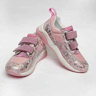 Стильні кросівки для дівчинки, продано