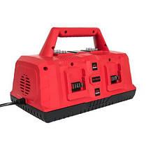 Зарядное устройство для аккумуляторов Vitals Professional LSL 1835-4P SmartLine, фото 3
