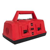 Зарядное устройство для аккумуляторов Vitals Professional LSL 1835-4P SmartLine, фото 2